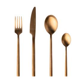 BergHOFF 4 dalių stalo įrankių rinkinys Gold 1204050