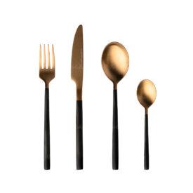 BergHOFF 4 dalių stalo įrankių rinkinys Gold 1204051