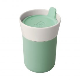 BergHOFF Porcelianinis kelioninis puodelis LEO 3950123